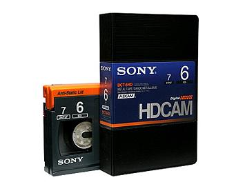 Sony BCT-6HD HDCAM Cassette (pack 20 pcs)