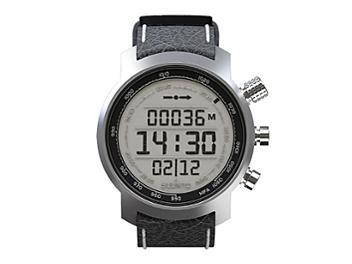 Suunto SS014523000 Elementum Terra Black Leather Watch