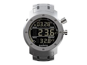 Suunto SS014527000 Elementum Aqua Steel Watch