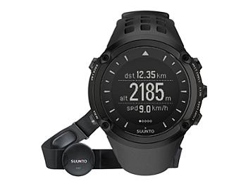 Suunto SS018373000 Ambit Watch - Black (HR)