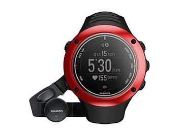 Suunto SS019209000 Ambit2 S Watch - Red HR