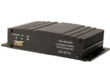 VideoSolutions DS-501 HD-SDI Audio De-Embedder