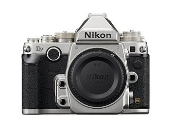 Nikon Df DSLR Camera Body - Silver