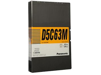 Panasonic AJ-D5C63M Digital Cassette (pack 50 pcs)