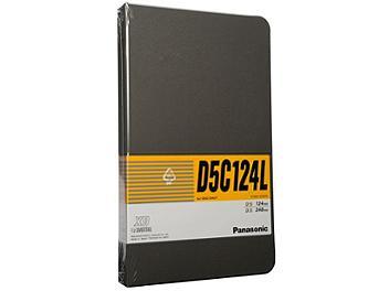 Panasonic AJ-D5C124L Digital Cassette (pack 50 pcs)