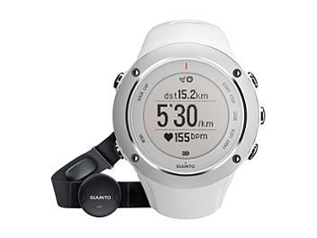 Suunto SS020552000 Ambit2 S Watch - White HR
