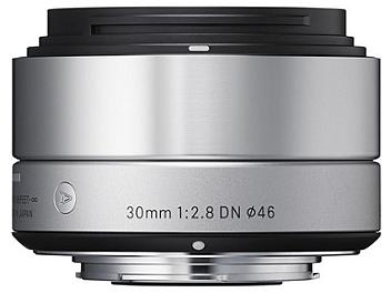 Sigma 30mm F2.8 DN Lens - Sony E-Mount