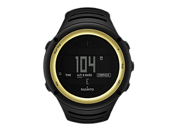 Suunto SS016789000 Core Watch - Sahara Yellow