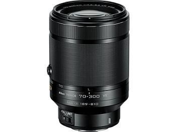 Nikon 70-300mm F4.5-5.6 VR CX 1Nikkor Lens