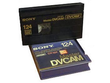 Sony PDV-124MEM DVCAM Cassette (pack 5 pcs)