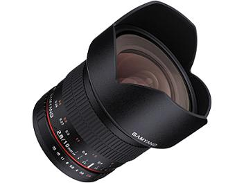 Samyang 10mm F2.8 ED AS NCS CS Lens - Canon Mount