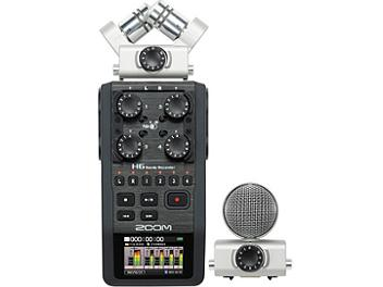 Zoom H6 Portable Audio Recorder