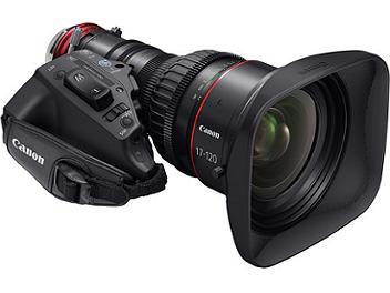 Canon 17-120mm CN7x17 KAS S Cine-Servo T2.95 Lens - EF Mount
