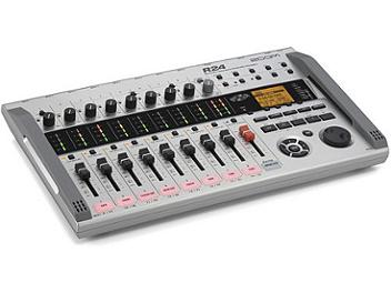 Zoom R24 Multi-Track Audio Recorder