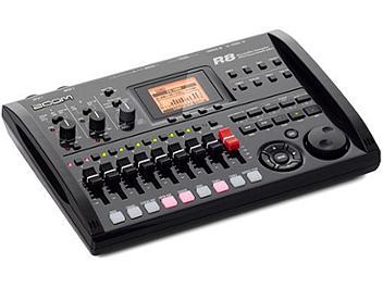 Zoom R8 8-Track Audio Recorder