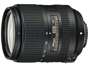 Nikon 18-300mm F3.5-6.3G ED AF-S VR Nikkor Lens