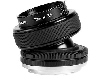 Lensbaby Composer Pro with Sweet 35 Optic - Canon EF Mount