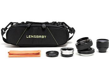 Lensbaby Pro Effects Kit - Nikon Mount