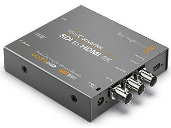 Blackmagic 6G-SDI to HDMI 4K Mini Converter