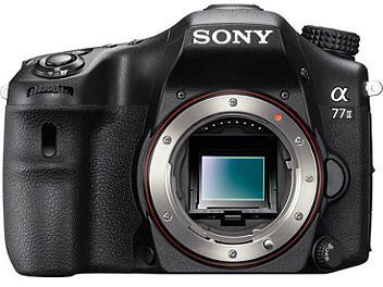 Sony Alpha SLT-A77 II DSLR Camera Body