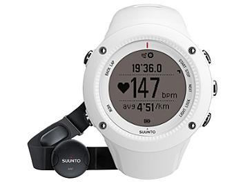 Suunto SS020658000 Ambit2 R Watch - White HR