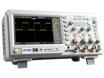 Gratten ADS1102CAL+ Digital Storage Oscilloscope 100MHz