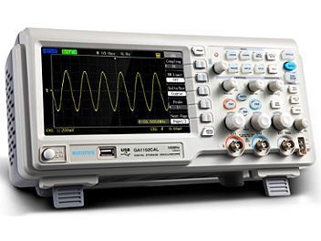 Gratten GA1102CAL Digital Storage Oscilloscope 100MHz