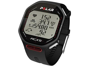 Polar RCX5 Heart Rate Monitor Watch - Black