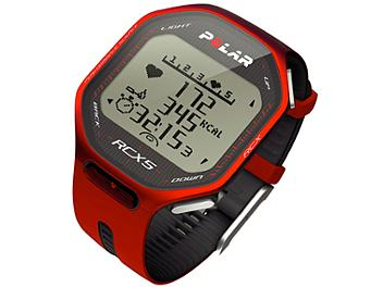 Polar RCX5 90051068 GPS Heart Rate Monitor Watch - Black