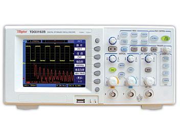 Tonghui TDO3102B Digital Storage Oscilloscope 100MHz