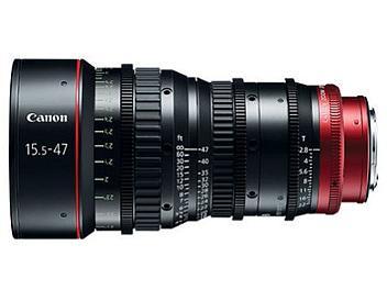 Canon CN-E15.5-47mm T2.8 L S Cinema Lens - PL Mount