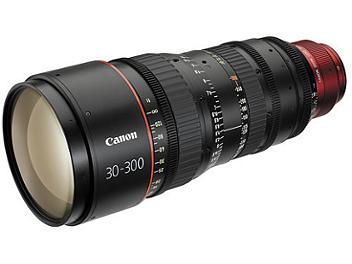 Canon CN-E30-300 T2.95-3.7 L S Cinema Lens - PL Mount
