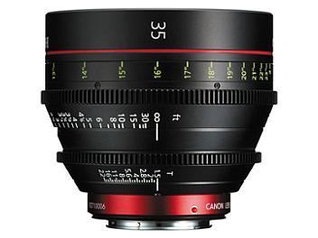 Canon CN-E 35 T1.5 L F Cinema Lens - EF Mount
