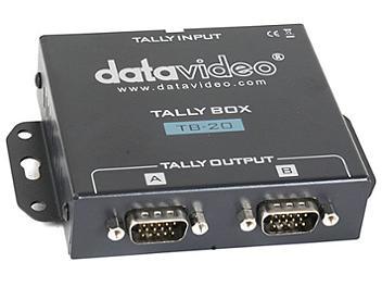 Datavideo TB-20 Intercom Tally Box