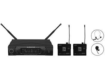 Audiking AKB-1200 Professional Wireless Microphone System