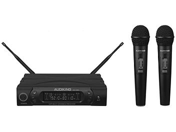 Audiking AKH-1200 Professional Wireless Microphone System