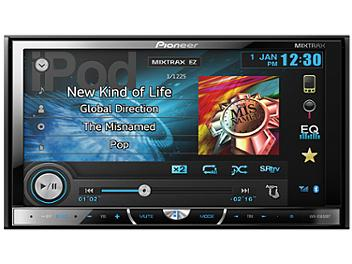 Pioneer AVH-X5650BT 7-inch DVD Multimedia AV Receiver