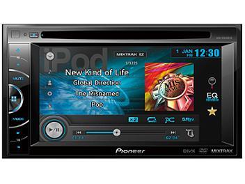 Pioneer AVH-X1650DVD 6.1-inch Multimedia AV Receiver