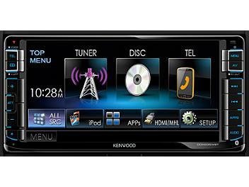Kenwood DDX635WBT 7-inch Multimedia AV Receiver