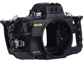 Sea & Sea SS-06169 MDX-70D Underwater Housing for Canon EOS 70D DSLR Camera