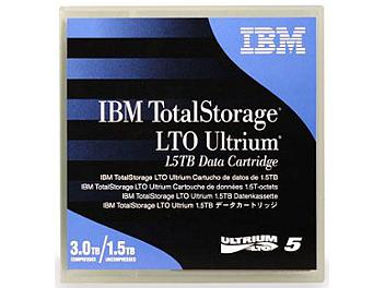 IBM 46X1290 LTO 5 Ultrium 1.5 TB-3.0TB Data Cartridge (pack 5 pcs)