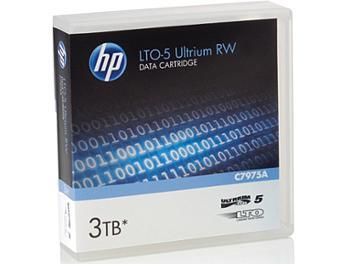 Hewlett-Packard C7975A LTO 5 Ultrium 1.5TB-3.0TB Data Cartridge (pack 5 pcs)