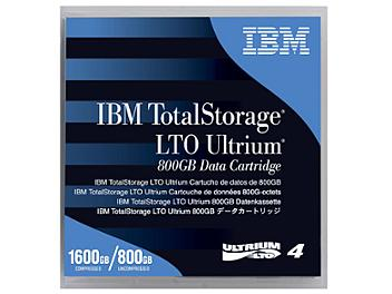 IBM 95P4436 LTO 4 Ultrium 1.6TB Data Cartridge (pack 10 pcs)