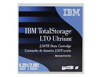 IBM 00V7590 LTO 6 Ultrium 2.5 TB-6.25TB Data Cartridge (pack 10 pcs)