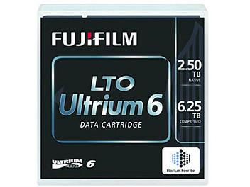 Fujifilm 16310732 LTO Ultrium 6 2.5TB-6.25TB Data Cartridge (pack 10 pcs)