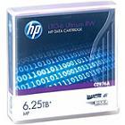 Hewlett-Packard C7976A LTO 6 Ultrium 6.25TB Data Cartridge (pack 20 pcs)