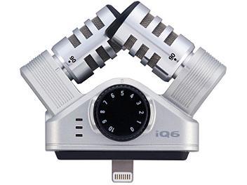 Zoom iQ6 Stereo X/Y Microphone
