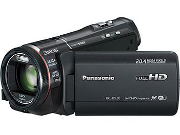 Panasonic HC-X920M HD Camcorder PAL