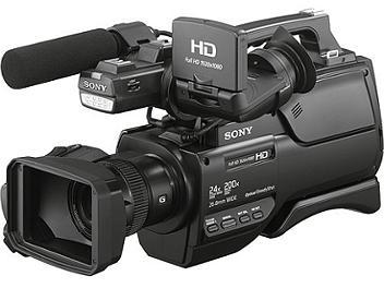 Sony HXR-MC2500 AVCHD Camcorder PAL