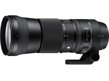 Sigma 150-600mm F5-6.3 DG OS HSM Contemporary Lens - Canon Mount